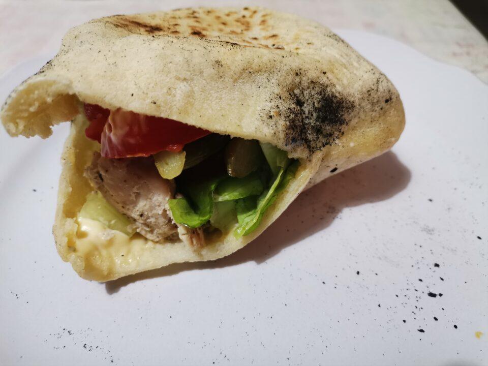 Ricetta Pane Arabo Per Kebab Bimby.Pane Arabo